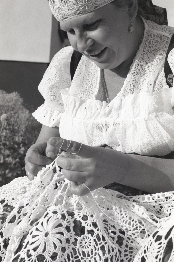 Making Lace