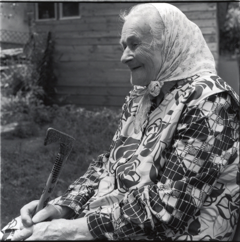 """Starka - prababcia"" (great-grandmother)"