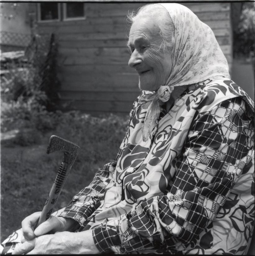 """Starka - prababcia"" (great-grandmother)"